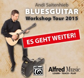 Workshop Tour 2015